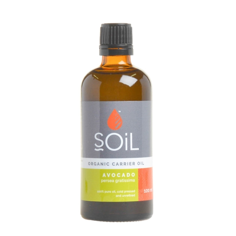 Soil Organic Avocado Oil - Essentially Natural
