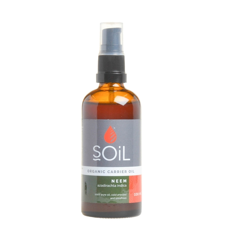 Soil Organic Neem Oil - Essentially Natural
