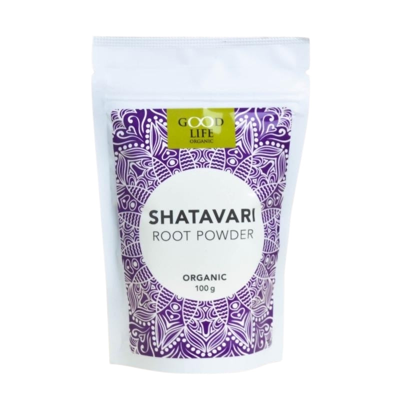 Good Life Organic Shatavari Root Powder - Essentially Natural