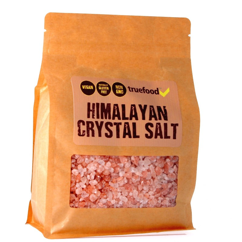 Truefood Coarse Himalayan Salt - Essentially Natural