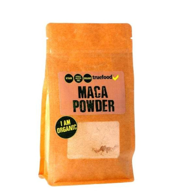 Truefood Organic Maca Root Powder - Essentially Natural