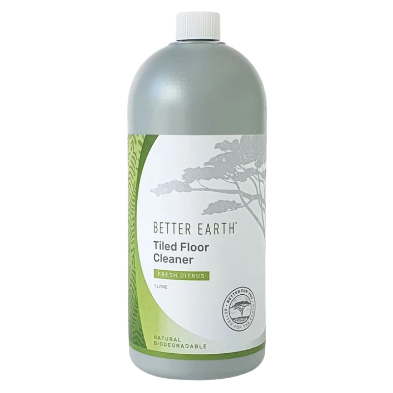 Better Earth Tiled Floor Cleaner