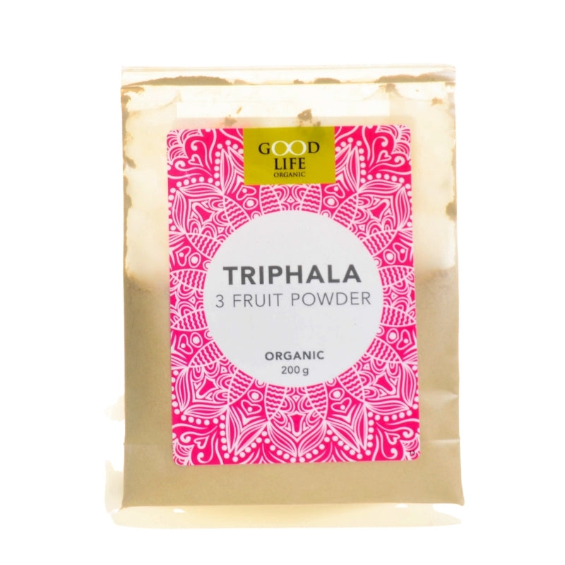 Good Life Organic Triphala Powder - Essentially Natural