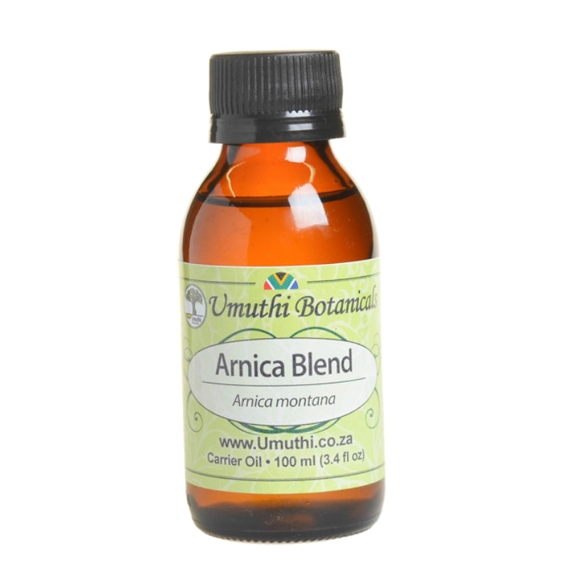 Umuthi Triple Infused Arnica Oil - Essentially Natural