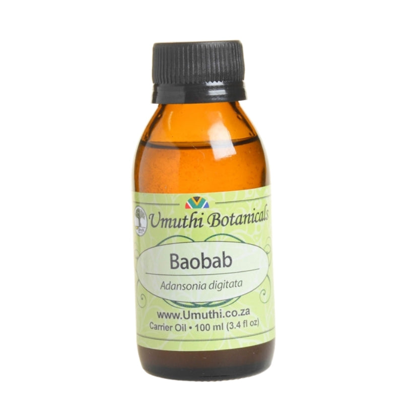 Umuthi Baobab Oil - Essentially Natural