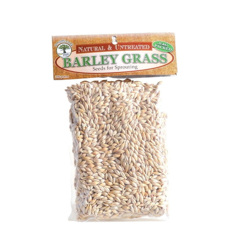 Umuthi Barley Grass Sprouting Seeds - Essentially Natural