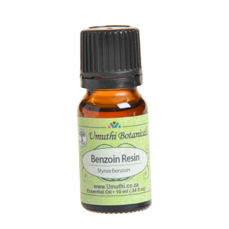 Umuthi Benzoin Essential Oil - Essentially Natural