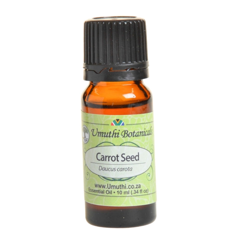 Umuthi Carrot Seed Essential Oil - Essentially Natural