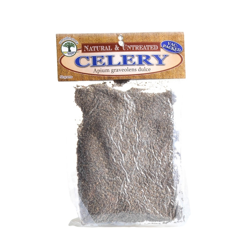 Umuthi Celery Seeds - Essentially Natural
