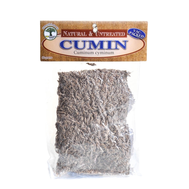 Umuthi Cumin Seeds - Essentially Natural