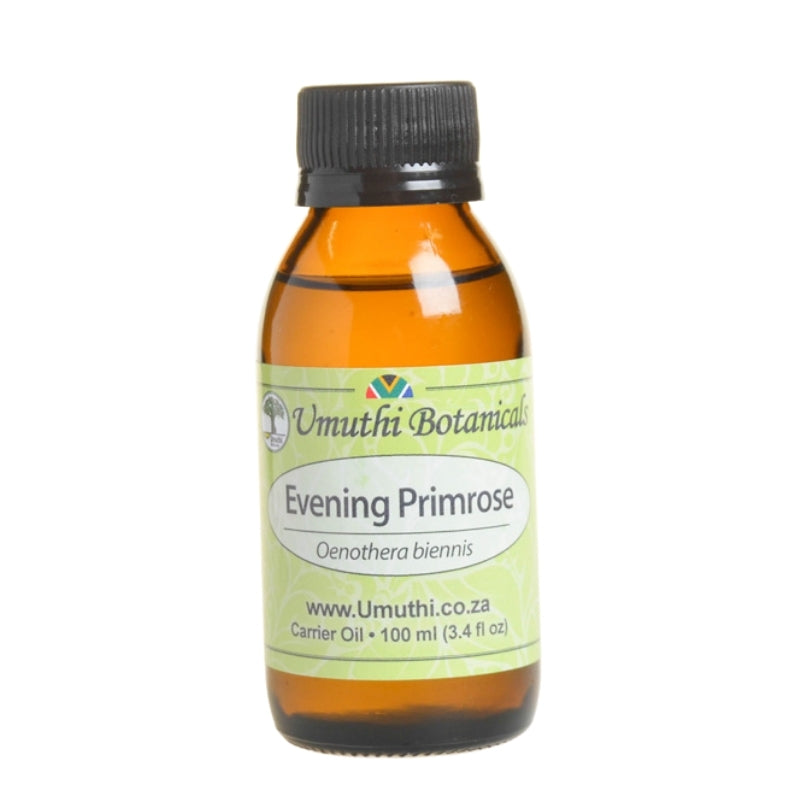 Umuthi Evening Primrose Oil (Cold Pressed) - Essentially Natural