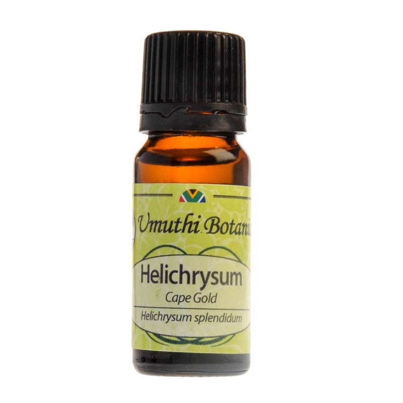 Umuthi Helichrysum (Cape Gold) Essential Oil