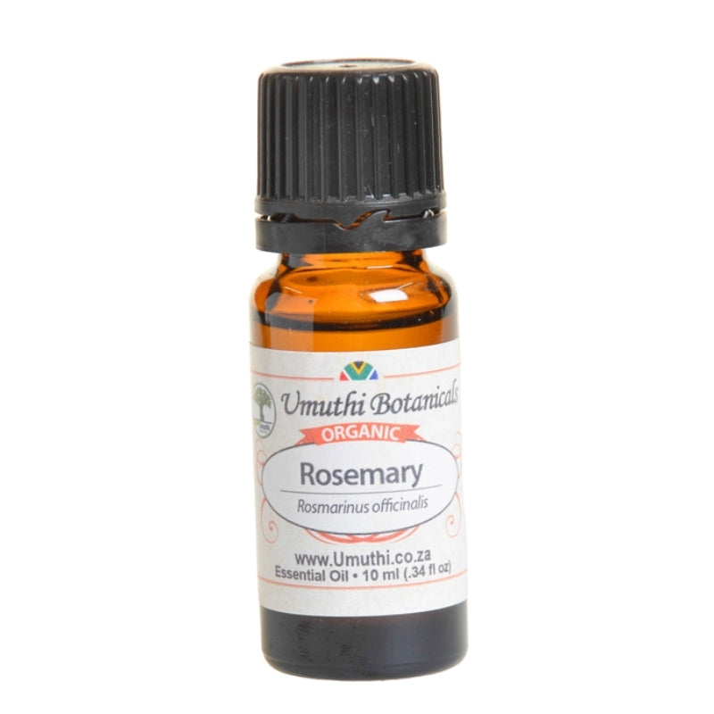 Umuthi Organic Rosemary Essential Oil - Essentially Natural
