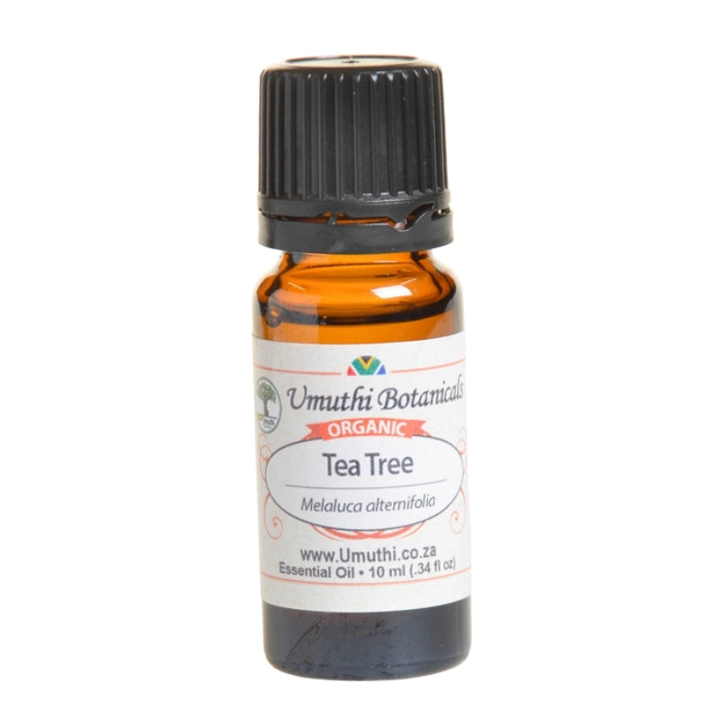 Umuthi Organic Tea Tree Essential Oil - Essentially Natural