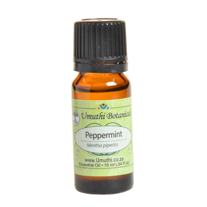 Umuthi Peppermint Essential Oil - Essentially Natural