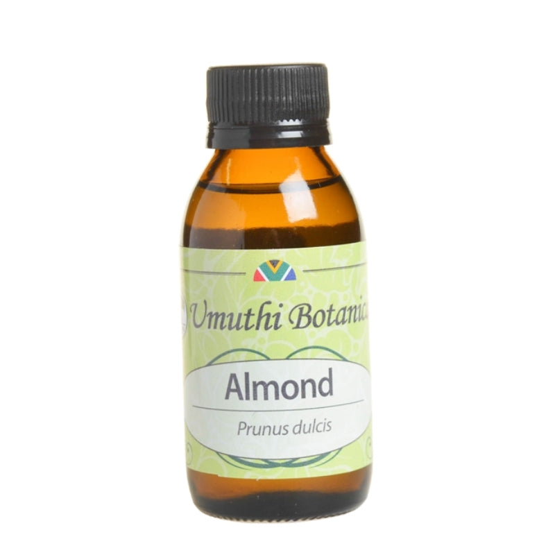 Umuthi Sweet Almond Oil (Cold Pressed) - Essentially Natural