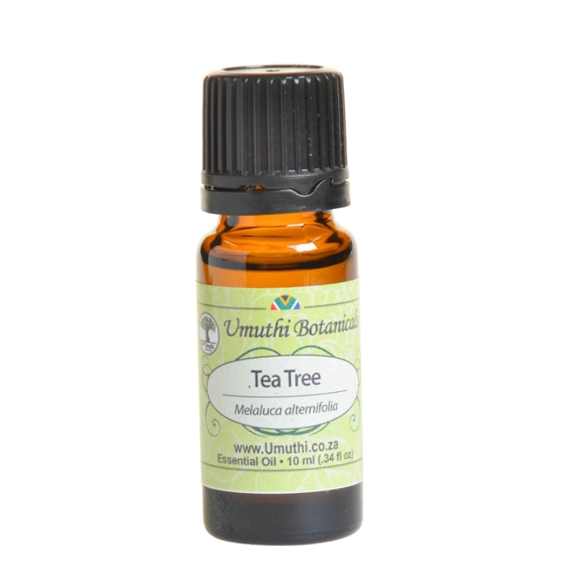 Umuthi Tea Tree Essential Oil - Essentially Natural