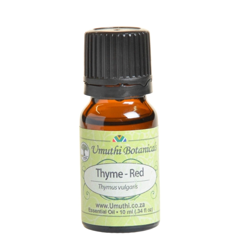 Umuthi Thyme (Red) Essential Oil