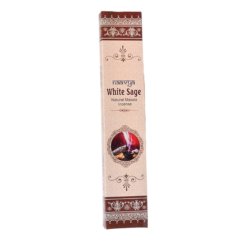Naavya White Sage Masala Natural Incense