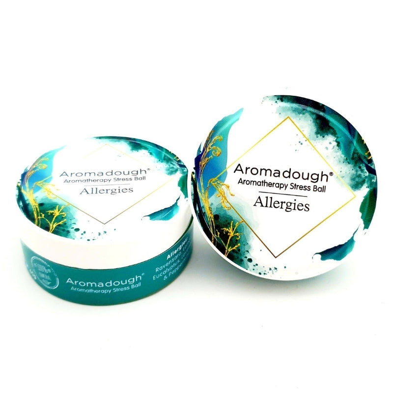 Aromadough Medi Stress Ball - Allergies