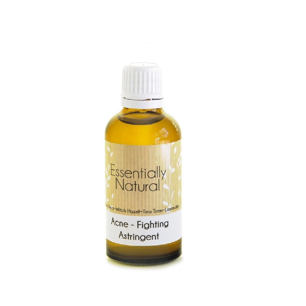 Essentially Natural Acne Fighting Astringent - Essentially Natural