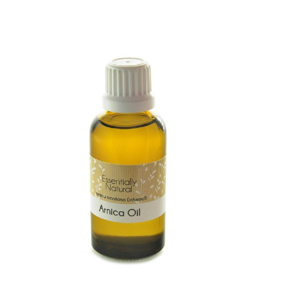 Essentially Natural Arnica Montana (Infused) Carrier Oil - Essentially Natural
