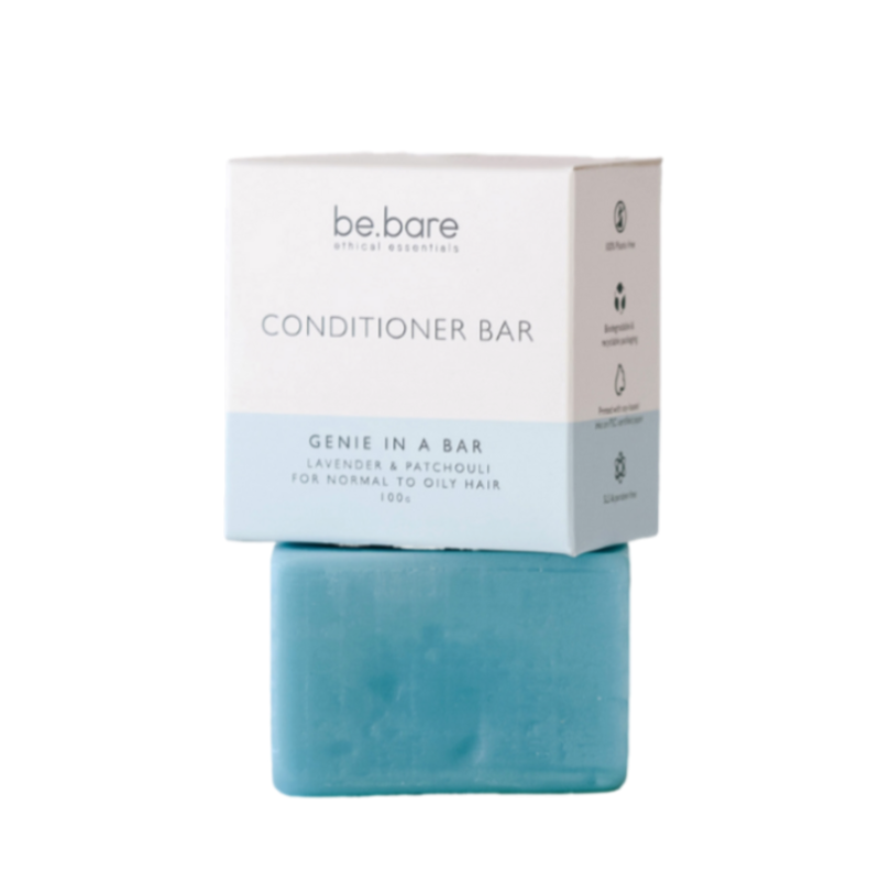 Be Bare Genie-In-A-Bar Conditioner Bar - Essentially Natural
