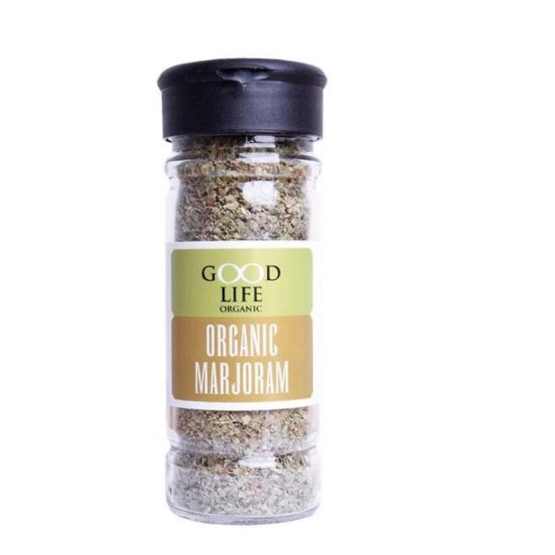 Good Life Organic Marjoram - Essentially Natural