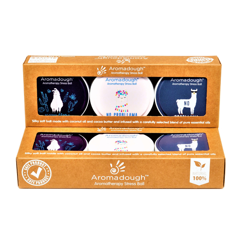 Aromadough Stress Ball - Llama 3 Pack