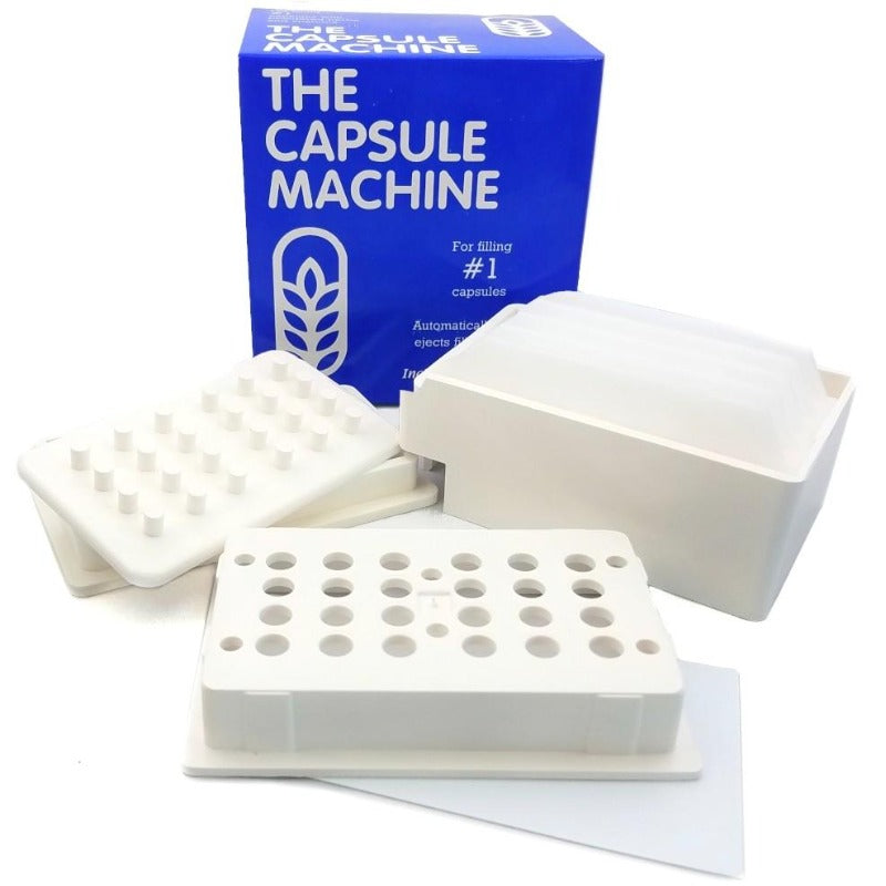 Capsule Filler Machine Size 1 - Essentially Natural