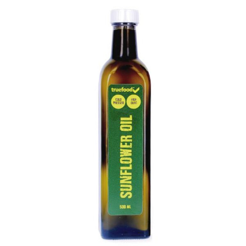 Truefood High Oleic Sunflower Seed Oil