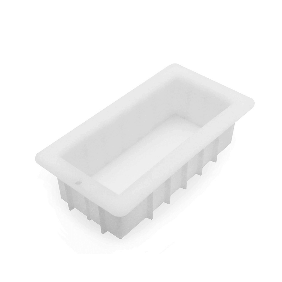 1500ml Silicone Loaf Soap Mold