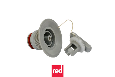 RPC Board Valve (complete) with Red Washer