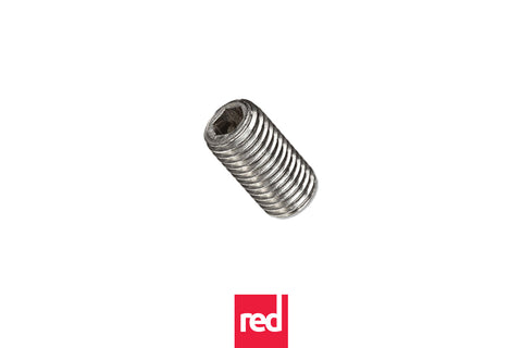 2019 - RPC Grub screw - Red click fin