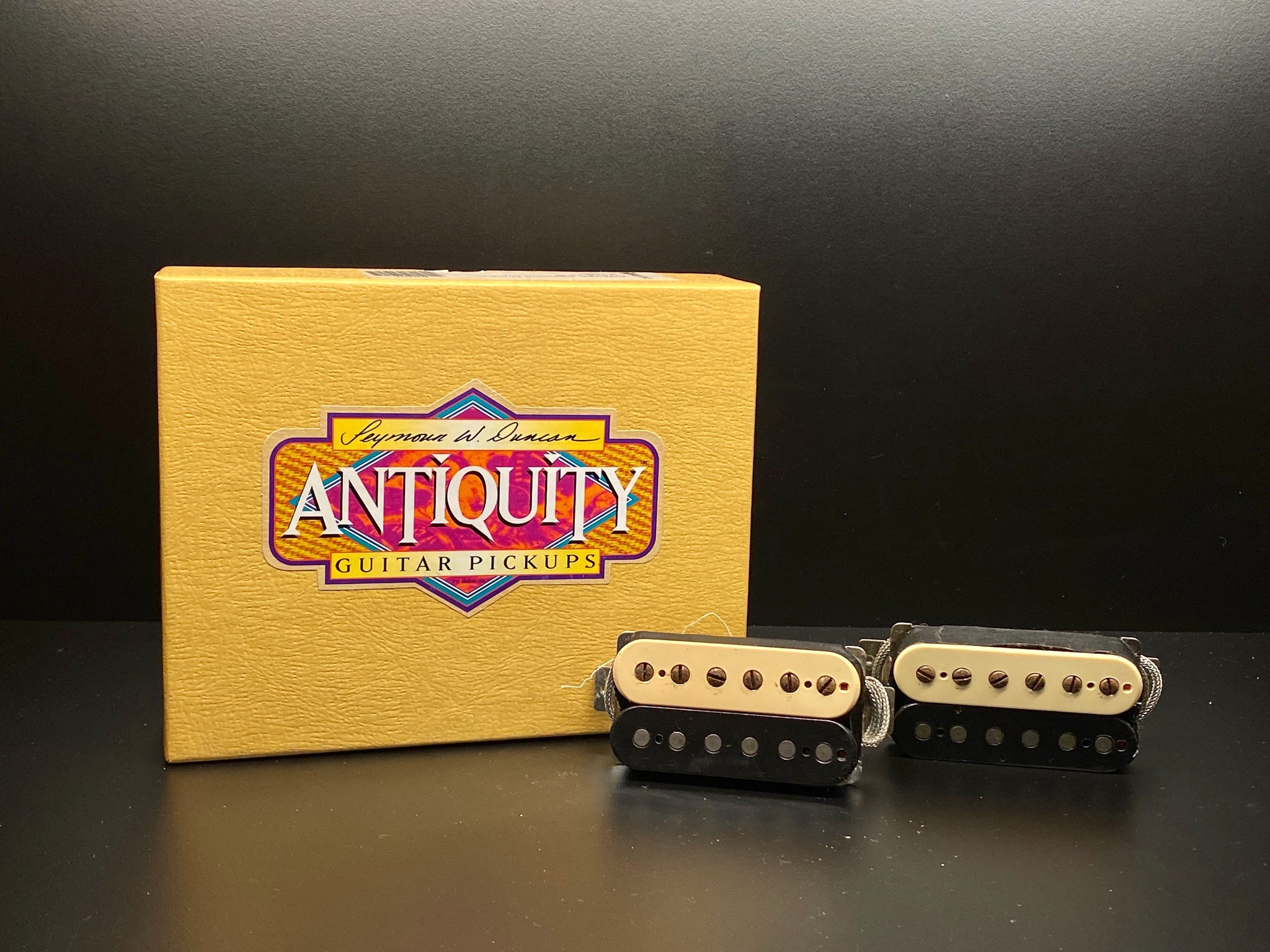 Seymour Duncan Antiquity JB/Jazz Humbucker Set