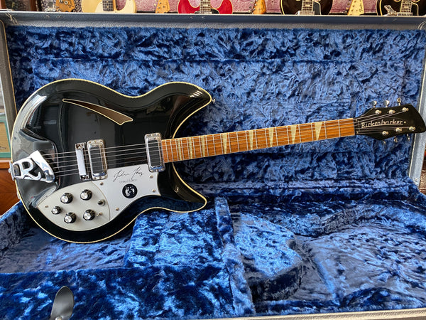 Rickenbacker 381JK John Kay Steppenwolf Limited Edition (ONE OF 250)