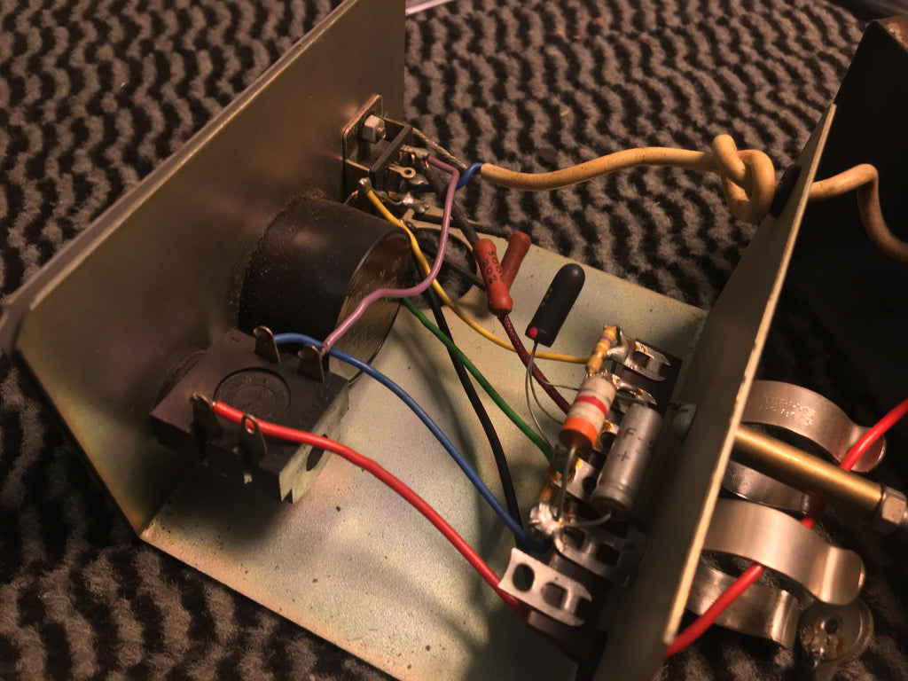 Dallas Rangemaster Treble Booster Some Neck Guitars Circuit Featured Products
