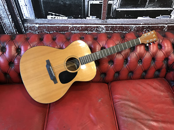 Tuggi Hand-Made Swiss Parlour Acoustic
