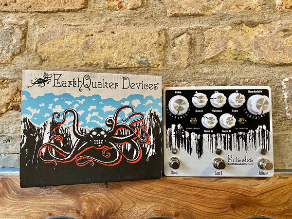 Earthquaker Devices Palisades Overdrive V2