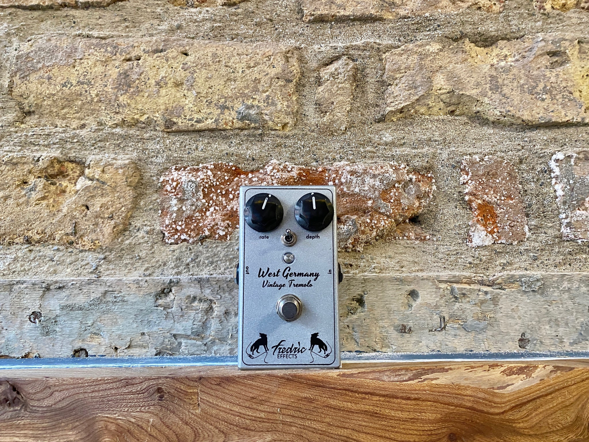Fredric Effects West Germany Vintage Tremolo