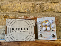 Keeley Electronics Caverns Delay Reverb V2
