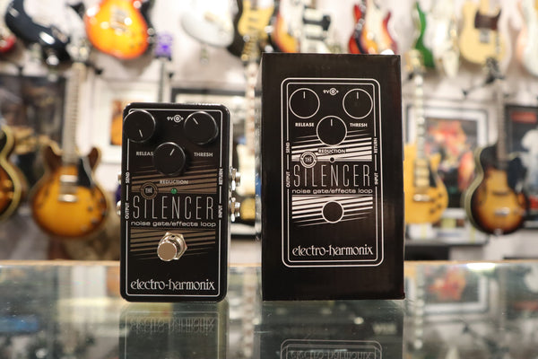 Electro Harmonix Silencer Noise Gate / Effects Loop