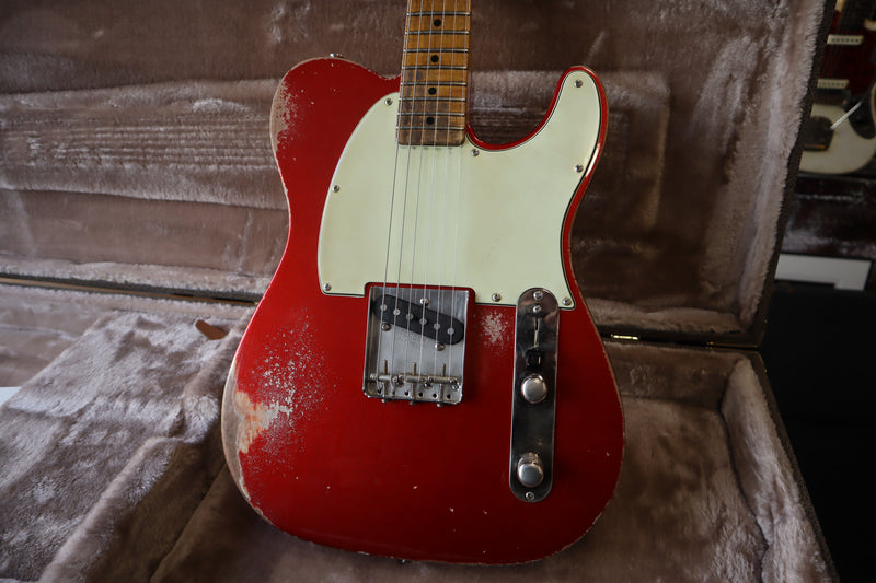 SC Relics T-Build Aged Candy Apple Red