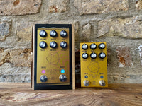 Jackson Audio Golden Boy Joey Landreth Overdrive