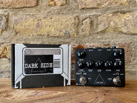 Keeley Electronics Dark Side Fuzz, Delay & Modulation