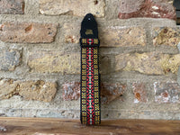 Ernie Ball California Weave Jacquard Strap