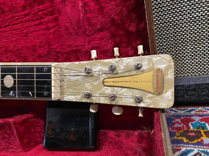 English Electronics Tonemaster Lap Steel 1961