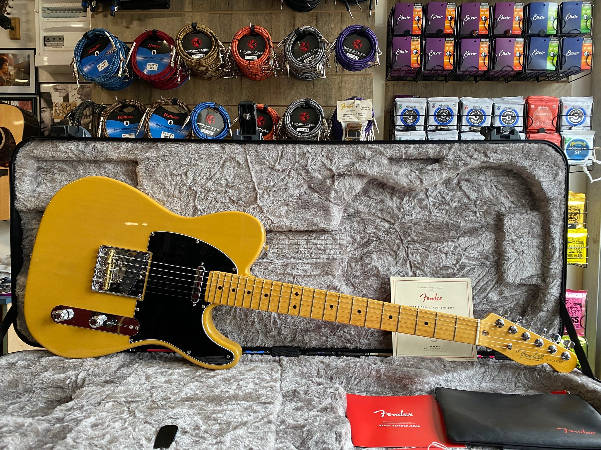 Fender American Professional II Telecaster 2020