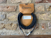 Cordial Select 6M Angled Jack Cable