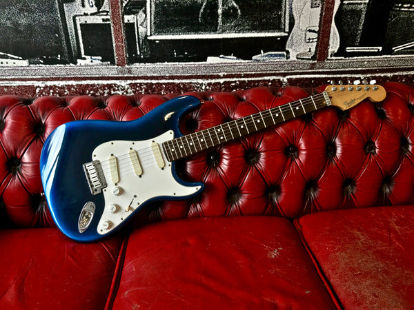 Fender Stratocaster Plus Blue Pearl Burst 1993
